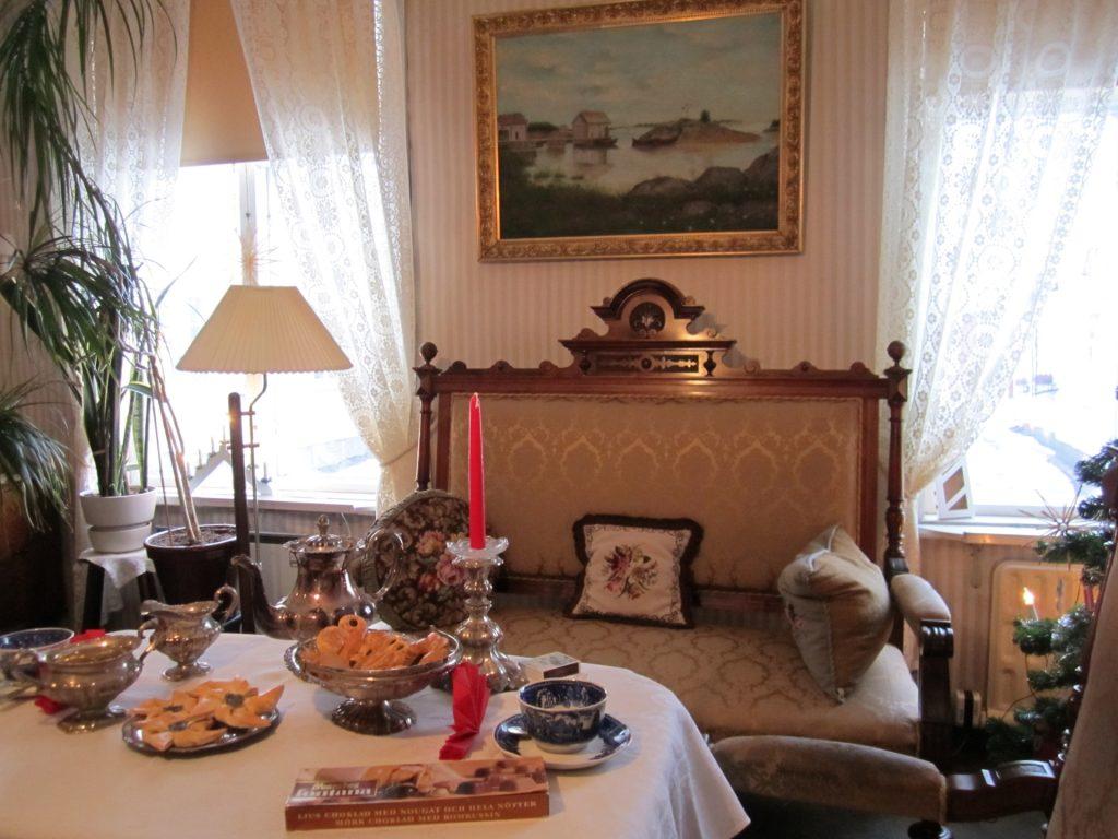 Fredrik ja Anna Draken koti on kotimuseo, jossa sama käsityöläisperhe on asunut neljän sukupolven ajan.