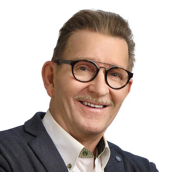 Pekka Kuusansalo - konsertti-isäntä - konsertvärd - Concert Host - Visit Kokkola